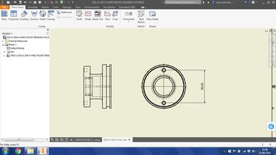 CAD CAM Component Design, Prototyping & Machining UK