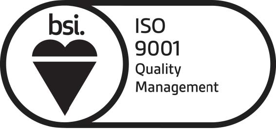 ISO 9001 precision engineers