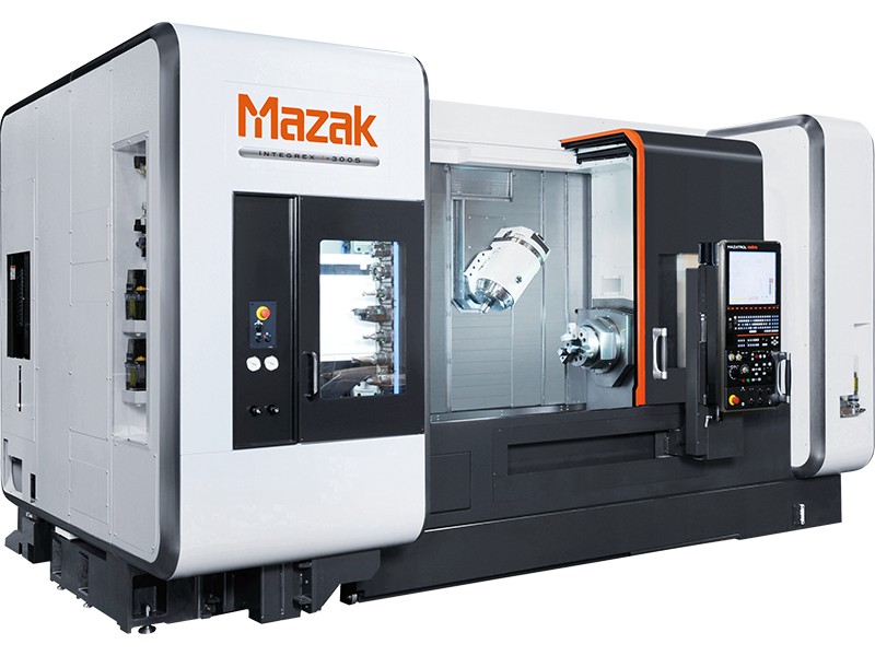 Multi-axis CNC milling
